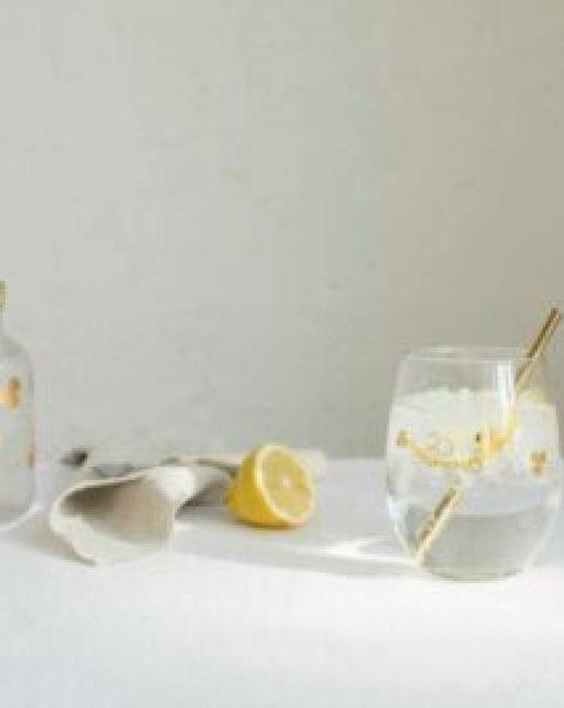 Clover glass lucky N°4