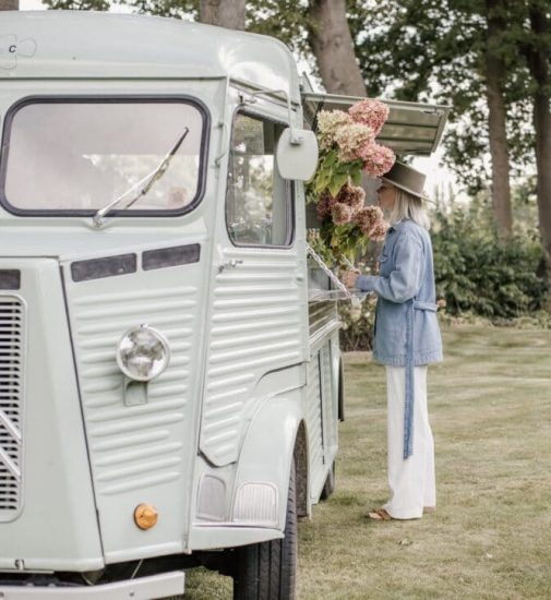 clover truck