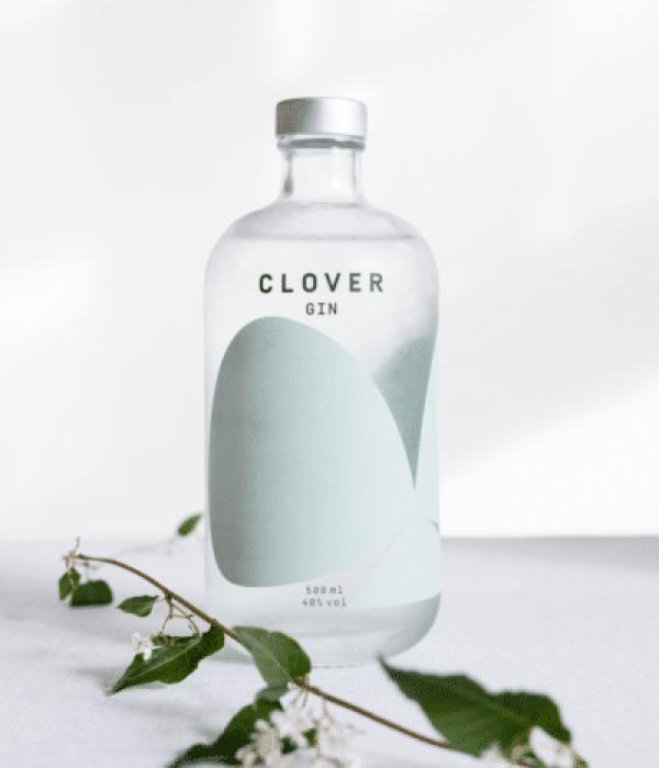 clover gin original