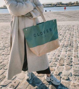 Clover Totebag