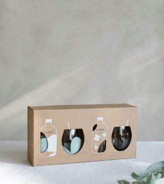 Clover duo - Gift box